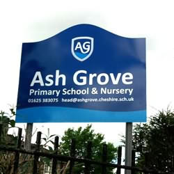Ash Grove Primary School - Macclesfield