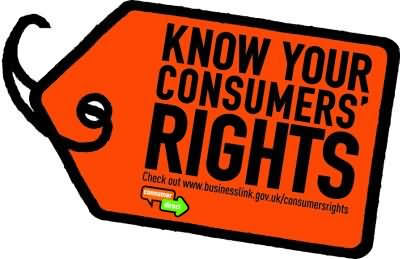 Consumers Rights - Extended Warranty